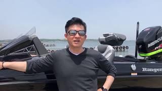 今江克隆プロ RangerBoats Z520L  レンジャーボート/バスボートジャパン
