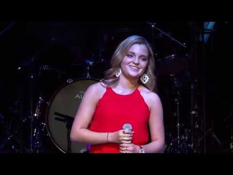 Kassidy King singing Chandelier at The Cactus Theater on May 15, 2016