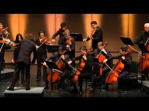Tchaikowski - Serenade- Elegy - Antoine Plante, Conductor