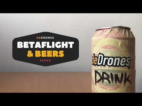 Betaflight & Beers #1 - Pantalla principal, drivers, zadig, firmware flasher...
