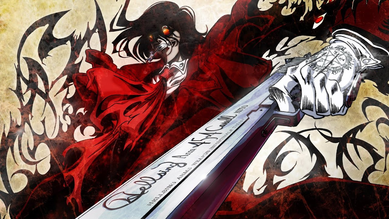 Top 10 Strongest Hellsing: Ultimate Characters ヘルシング ...Hellsing Ultimate Characters
