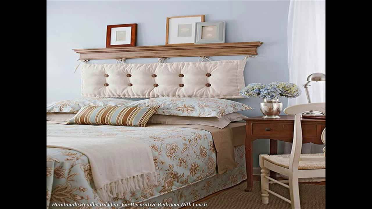 Handmade Headboard Ideas for Ornamental Bed room