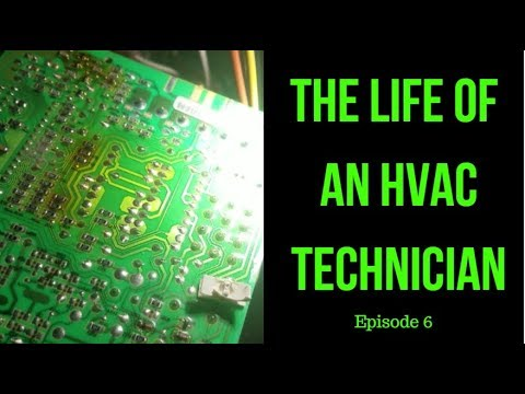 The Life of an HVAC Technician - Episode 6 - Furnace Repair in Sacramento