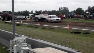 Carpulling Made 2010 Benz Power 1ste manche autotrek