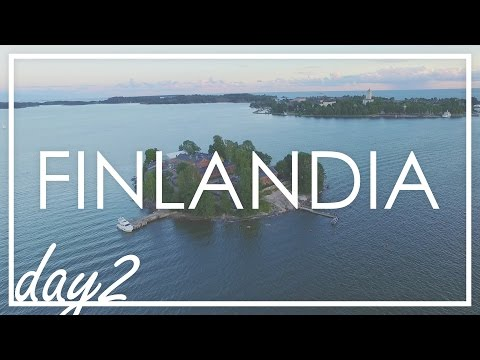HELSINKI e le sue ISOLE! - Estate in Finlandia day2 [ENG subs]
