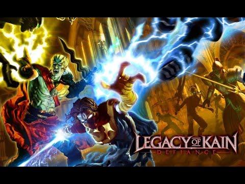 Legacy of Kain: Defiance Ending |