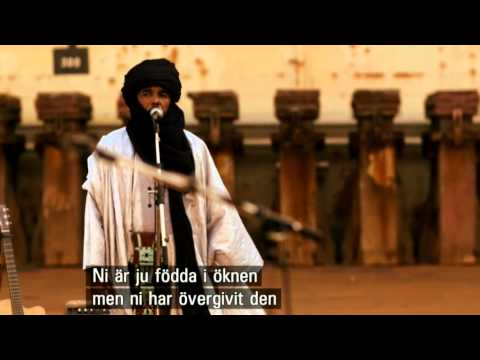 Tinariwen - Recorded in Gothenburg Sweden in juli 2012