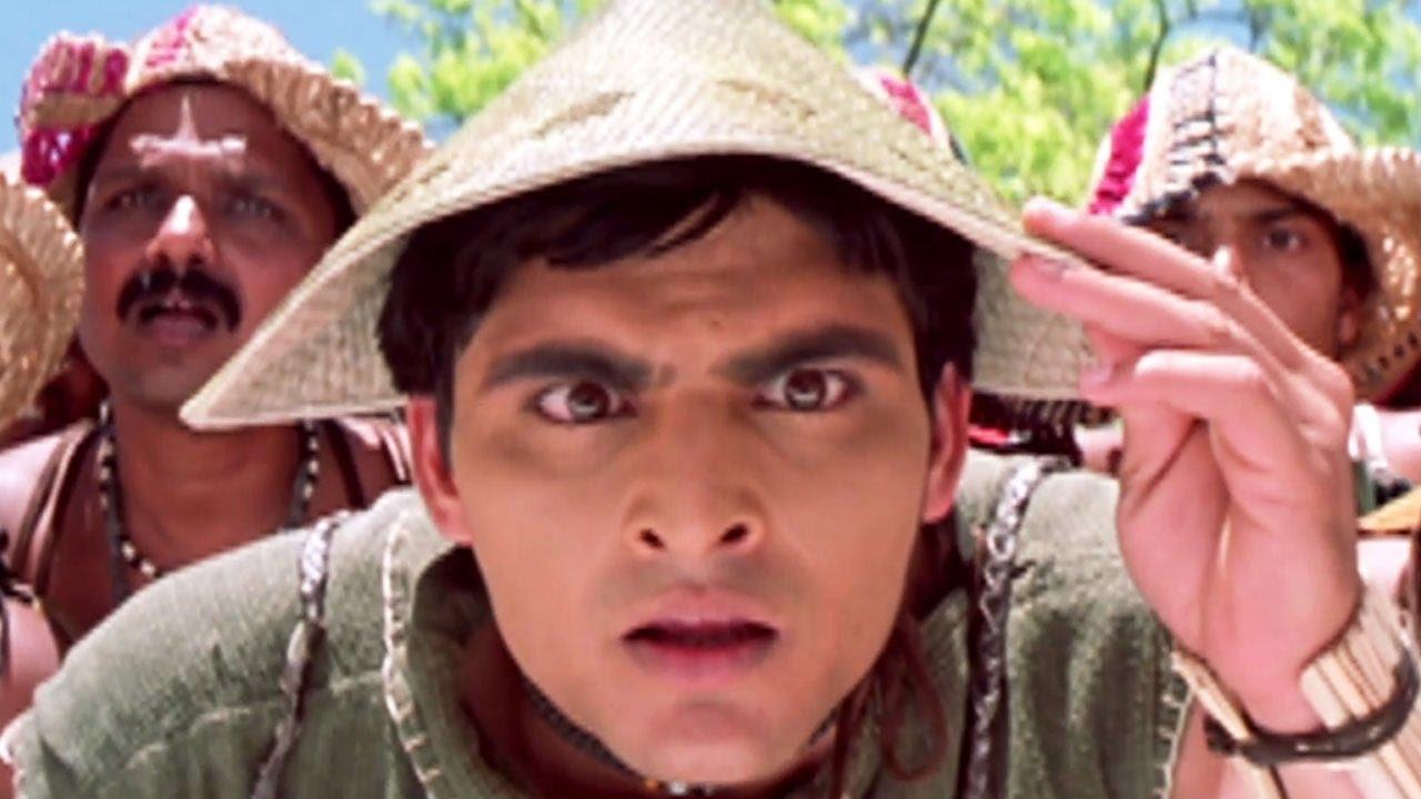 Bollywood Movies Scene  Javed Jaffrey Comedy Scenes -7118