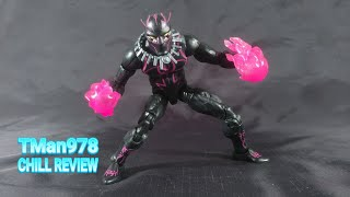 Wal-Mart EXCLUSIVE MARVEL LEGENDS BLACK PANTHER (PINK PANTHER) CHILL REVIEW