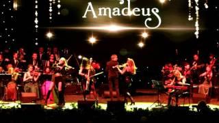 Amadeus - November Rain - live at Sala Palatului Bucharest
