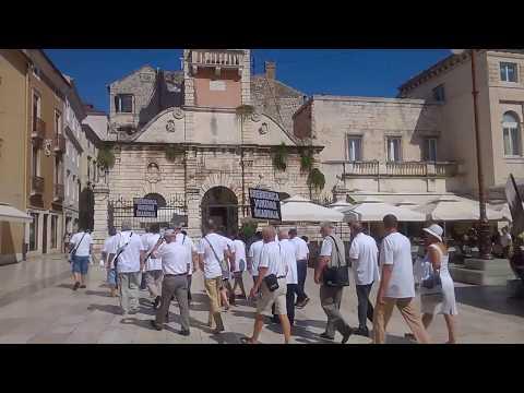 Mimohod Srebrenica svijetom hodi - Zadar, 11. srpnja 2017.