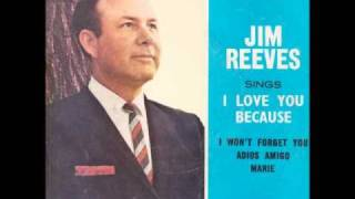 Watch Jim Reeves I Wont Forget You video