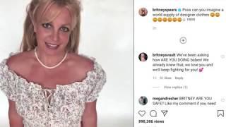 """Baixar Britney Spears Talkin """"bout her Favorite Things Instagram"""