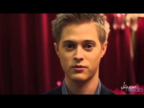 "Lucas Grabeel Interview - ""Switched at Birth"" Season 2"