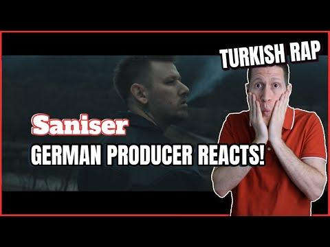 Turkish Rap Music Reaction | Şanışer - Kuytu Köşelerde (Official Video)