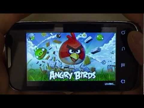 Angry Birds - Huawei Sonic U8650
