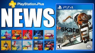 PS PLUS FREE Games August 2019 Update - EA ACCESS FREE on PS4 (Playstation News)