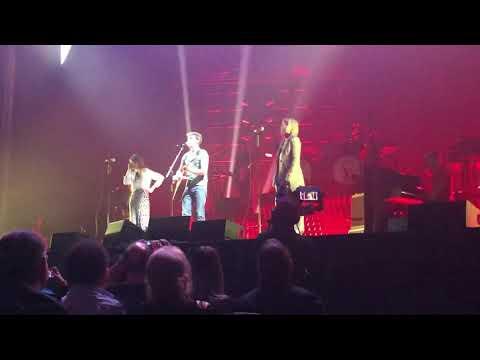 James Blunt & Ward Thomas - Halfway- Live @ Birmingham Arena- 14.2.20