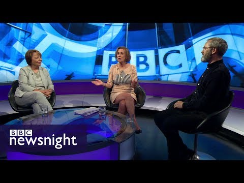 How can the BBC address the gender pay gap? - BBC Newsnight