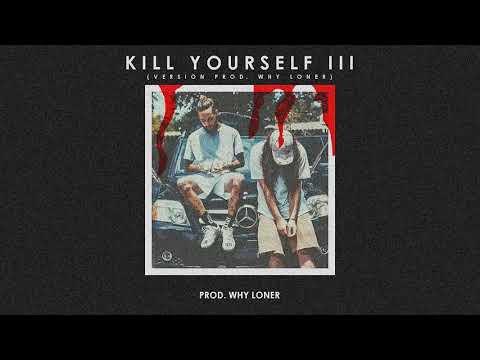 "(SAD HARD) XXXTentacion x $UICIDEBOY$ Type Beat - ""KILL YOURSELF III"" | Prod. Why Loner"