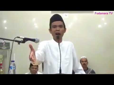 Kisah kecerdasan abu nawas - Ustad Abdul Somad, Lc., MA