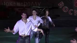 видео Юбилей акробатического рок-н-ролла