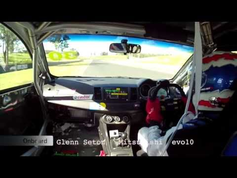 2013 NSW Production Touring Car Championship - Round 2 Highlights - Sydney Motorsport Park