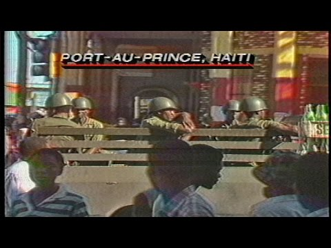 President of Haiti, Jean-Claude Duvalier, goes into exile. - Feb 7, 1986
