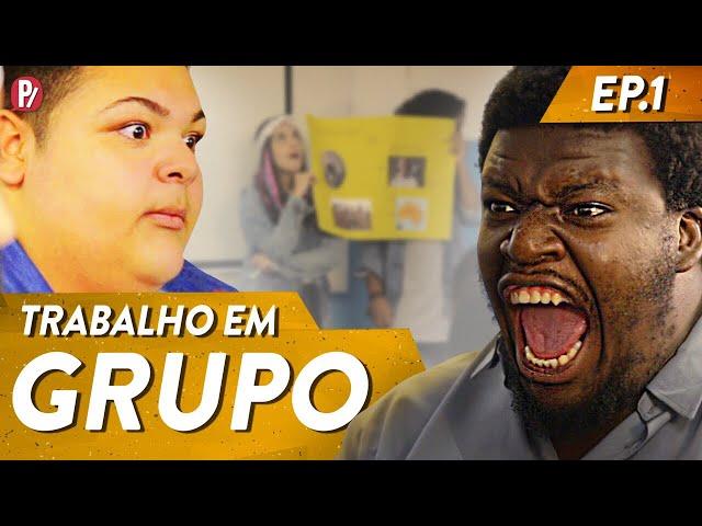 TRABALHO EM GRUPO - PARA NA ESCOLA | PARAFERNALHA