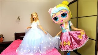 Polina dress up Princess