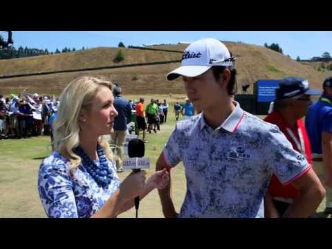US Open 2015: On the Range With Kevin Na | GOLF.com