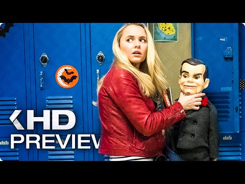 GOOSEBUMPS 2 - First 10 Minutes Preview & Trailer (2018)