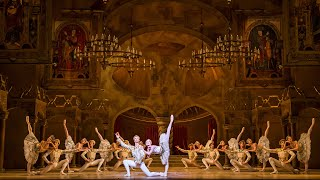 Why The Royal Ballet love performing Raymonda Act III