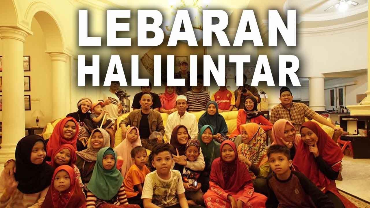 LEBARAN GEN HALILINTAR! Tidak Terduga banjir THR - YouTube