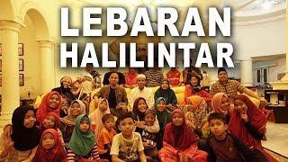 LEBARAN GEN HALILINTAR! Tidak Terduga banjir THR