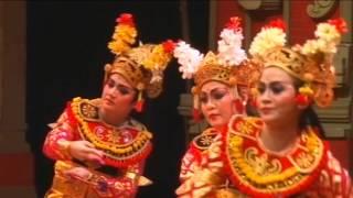 Tari Condong & Sekar Jagat LKB Saraswati