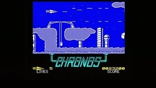 CHRONOS (ZX SPECTRUM - FULL GAME)
