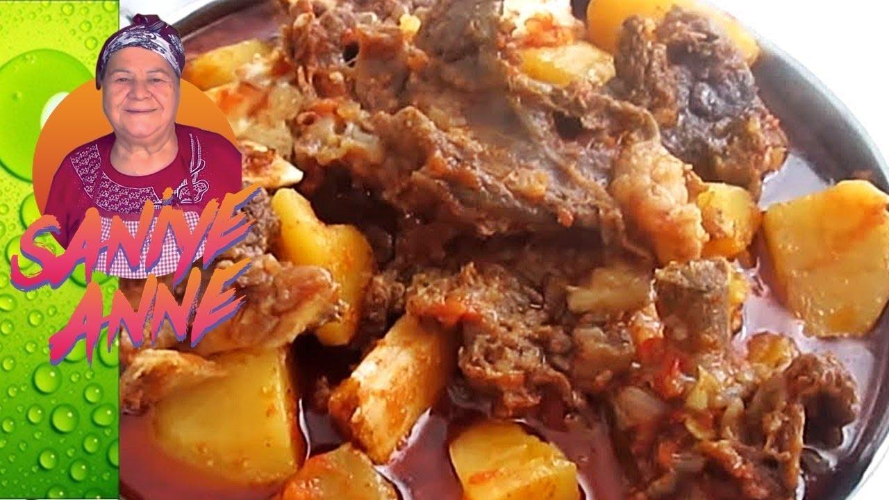 Kemikli Et Yemeği Nasıl Pişirilir Videosu