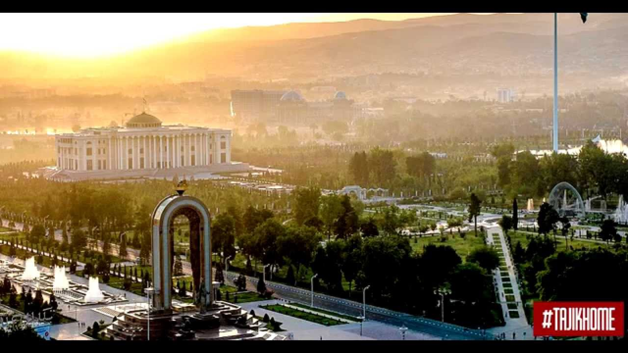 фото столица таджикистана