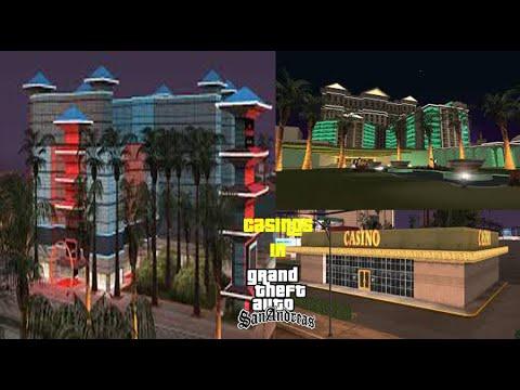 Gta san andreas casino location las vegas casinos with tennis courts