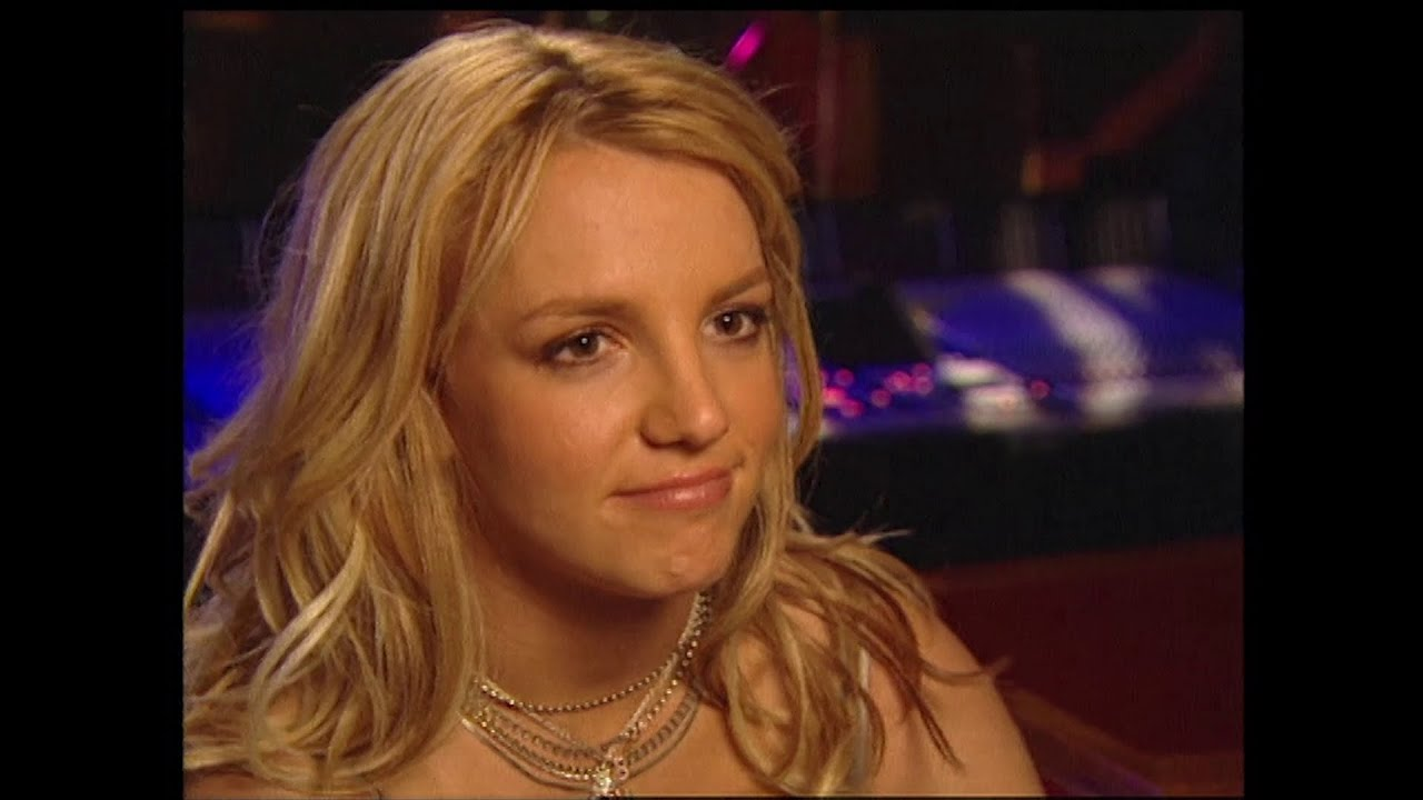 Britney Spears - In The Zone Interview (Toxic DVD Single ...