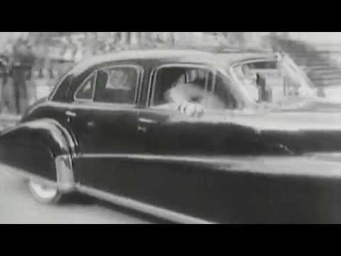 1941 Cadillac owned by the Duke of Windsor - YouTube