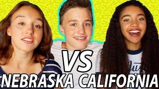 CALIFORNIA VS NEBRASKA
