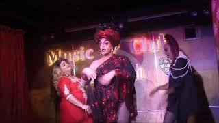 מחרוזת פתיחה מזרחית 26.11.19 Mama De La Smallah & Yehudit Love & Lady Mahbet Werk 118 Desire Bar TLV