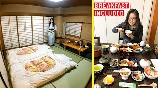 Traditional Japanese RYOKAN TOUR
