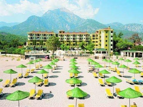 Самый недорогой и лучший отель Турции,Кемера, Текирова, Ambiente 4* вид с балкона на море.