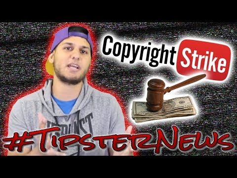 Landon from MostAmazingTop10 & InformOverload Wrapped Up in $2 25 Million Lawsuit | #TipsterNews