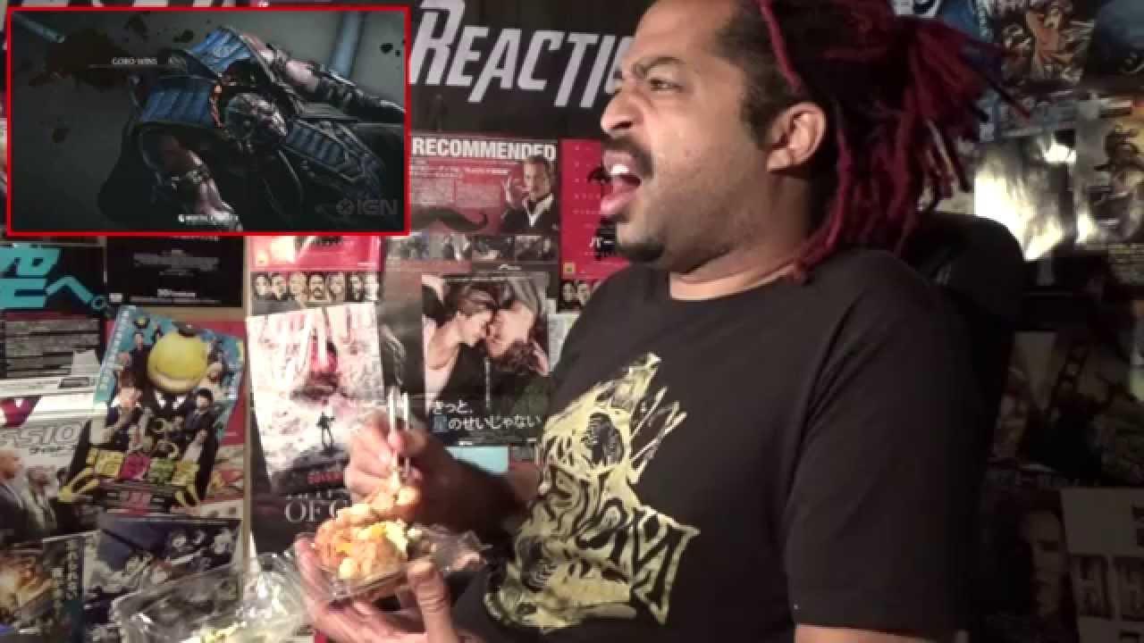 Tops & Tees Honest Mortal Combat T Shirt