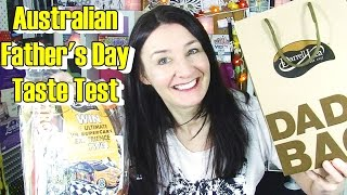 Australian Taste Test 4 - Darrell Lea Dad's Bag