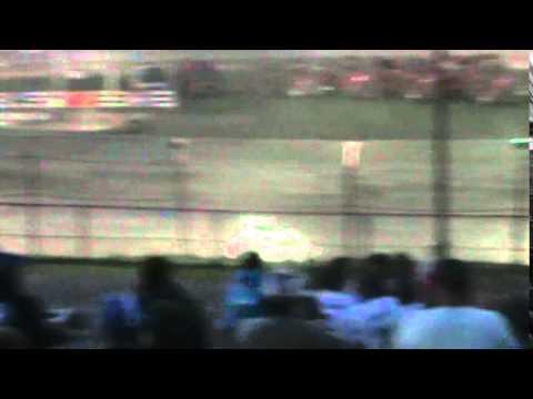 USAC Dirt Midgets - Bear Ridge Speedway - 8-22-15